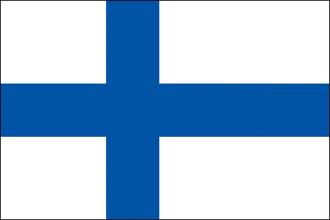 Bandeira da Finlândia - Edifacoop