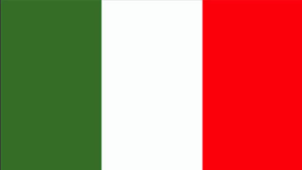Bandeira da Itália - Edifacoop