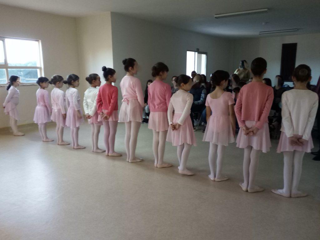Aula aberta Ballet