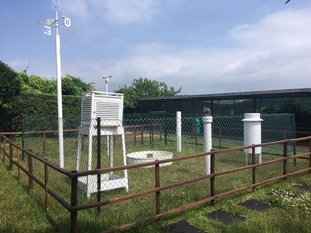 """""""Nós, o Clima e as Culturas"""" - Estação Meteorológica 1 - Edifacoop"""