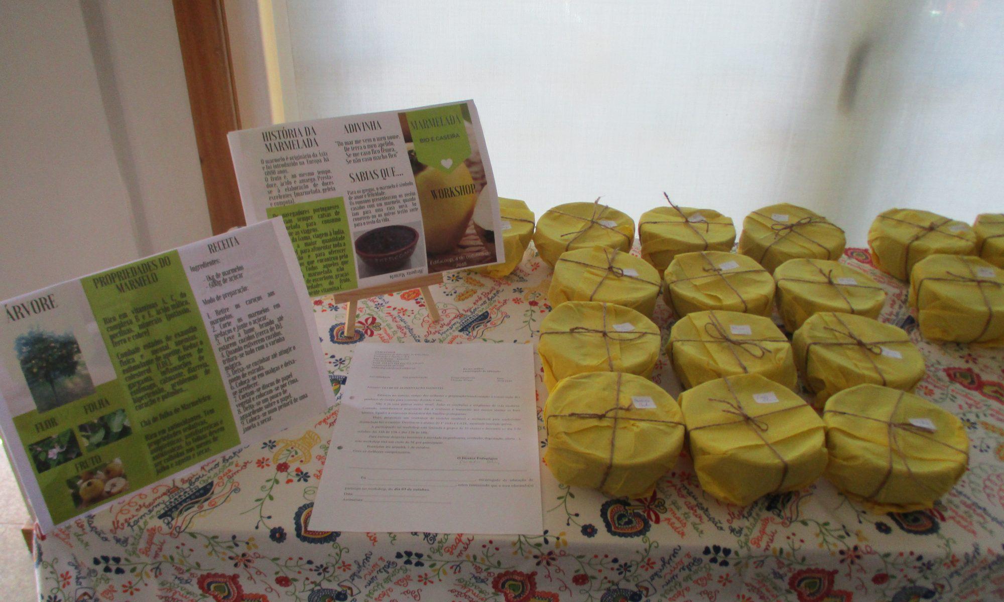 Clube da Alimentação Saudável – Confeção de Marmelada - 2 - Edifacoop