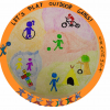 Logo Let's Play Outdoor Games - Edifacoop