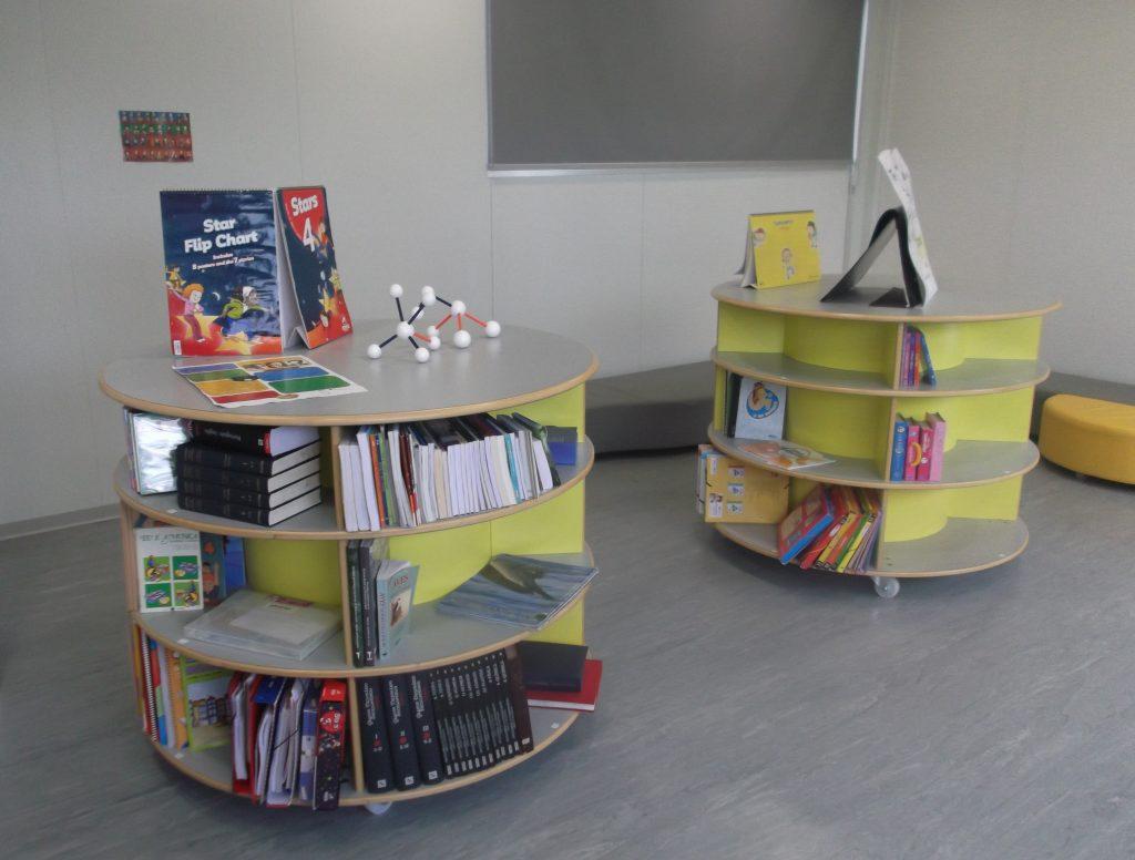 Primeiro Ciclo - Biblioteca - Edifacoop