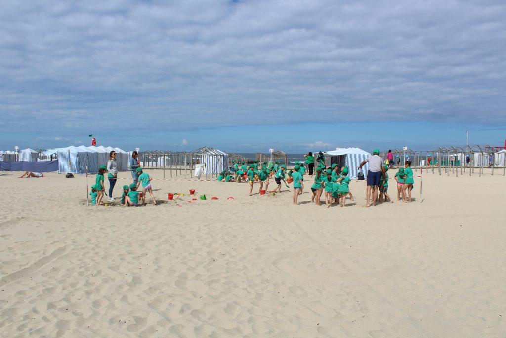 Edifacoop - Semana de Praia - Pré-escolar