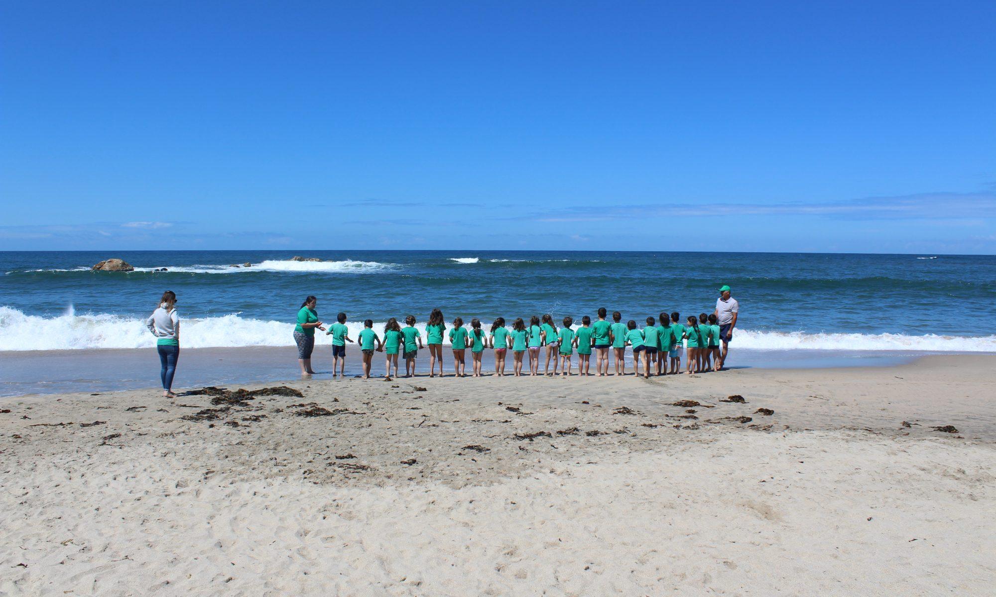 Edifacoop - Semana de Praia - Pré-escolar 1