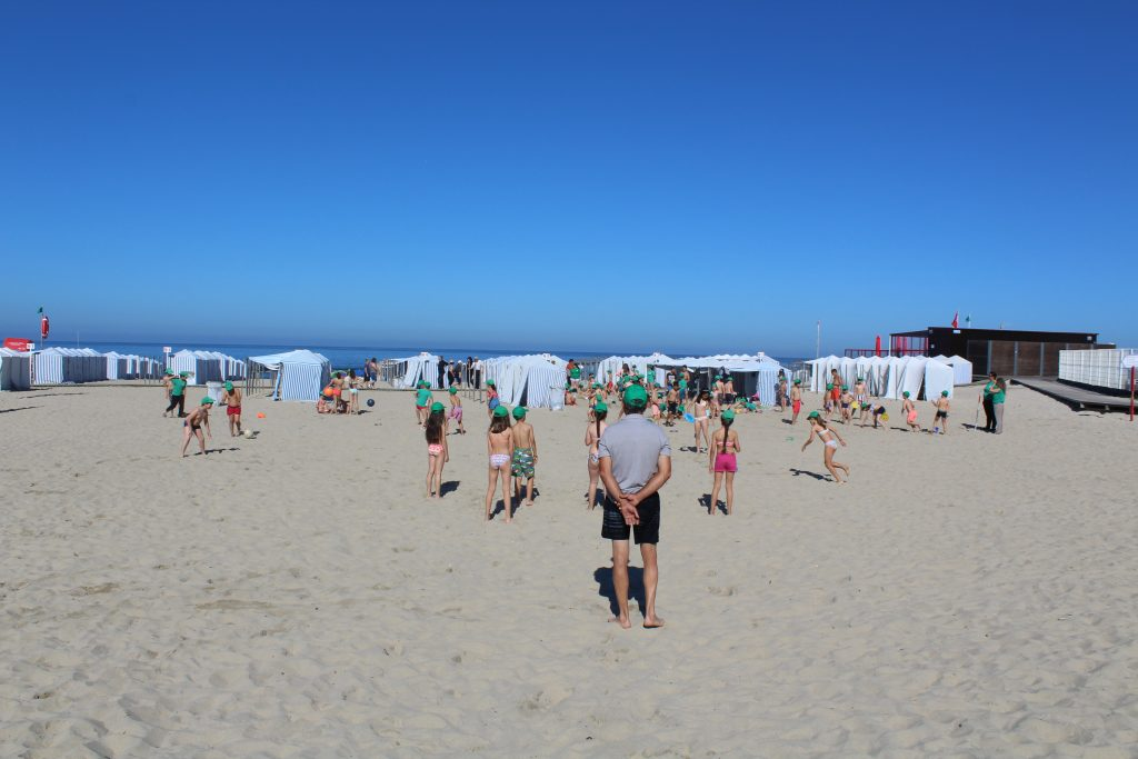 Edifacoop - Semana de praia CATL