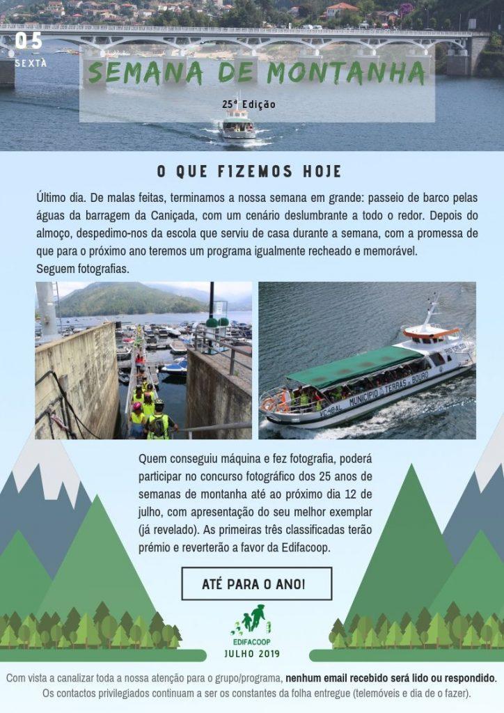Edifacoop- Semana de Montanha 19 - Sexta
