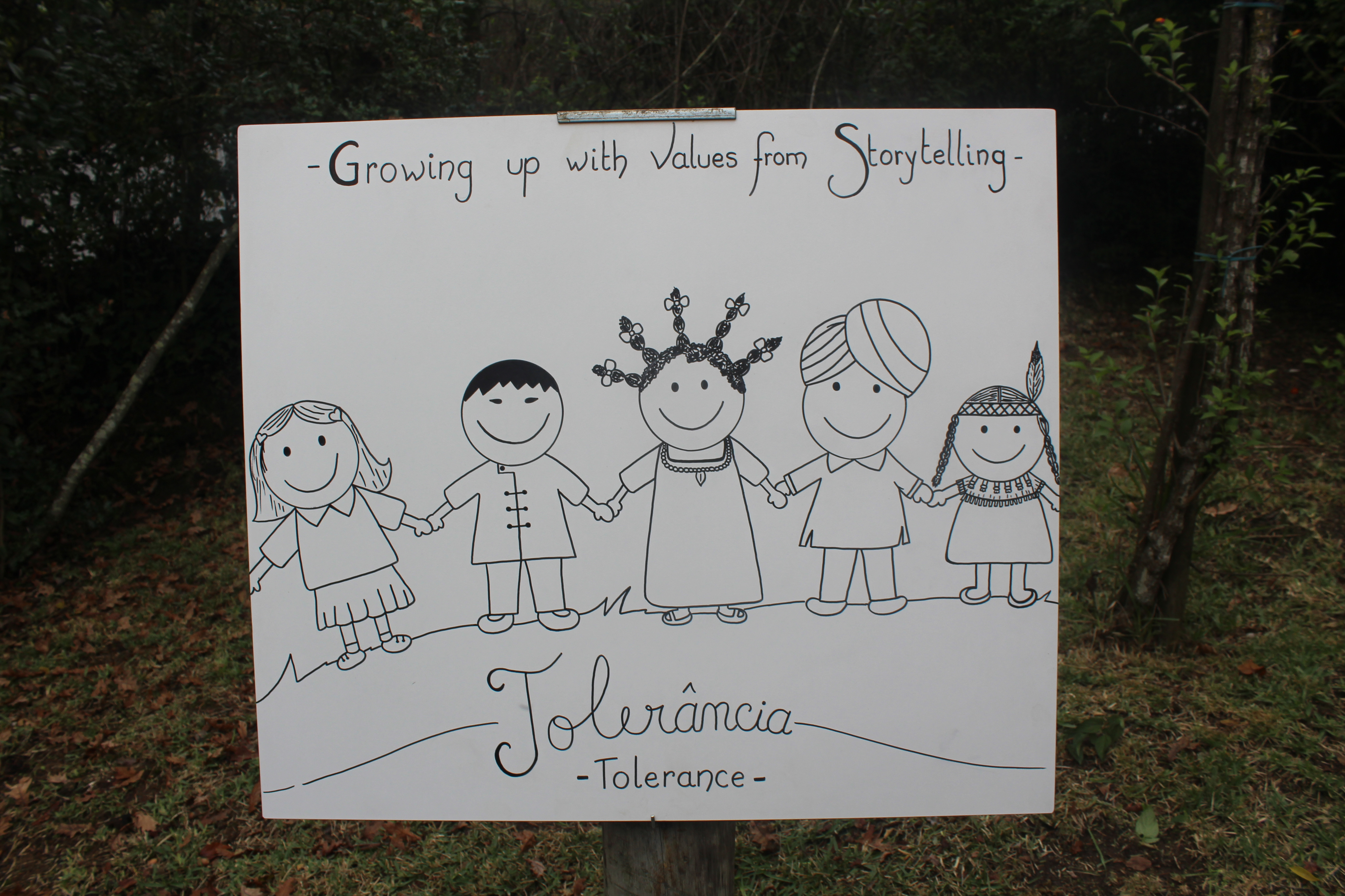 Growing up with Values from Storytelling - LTT Portugal