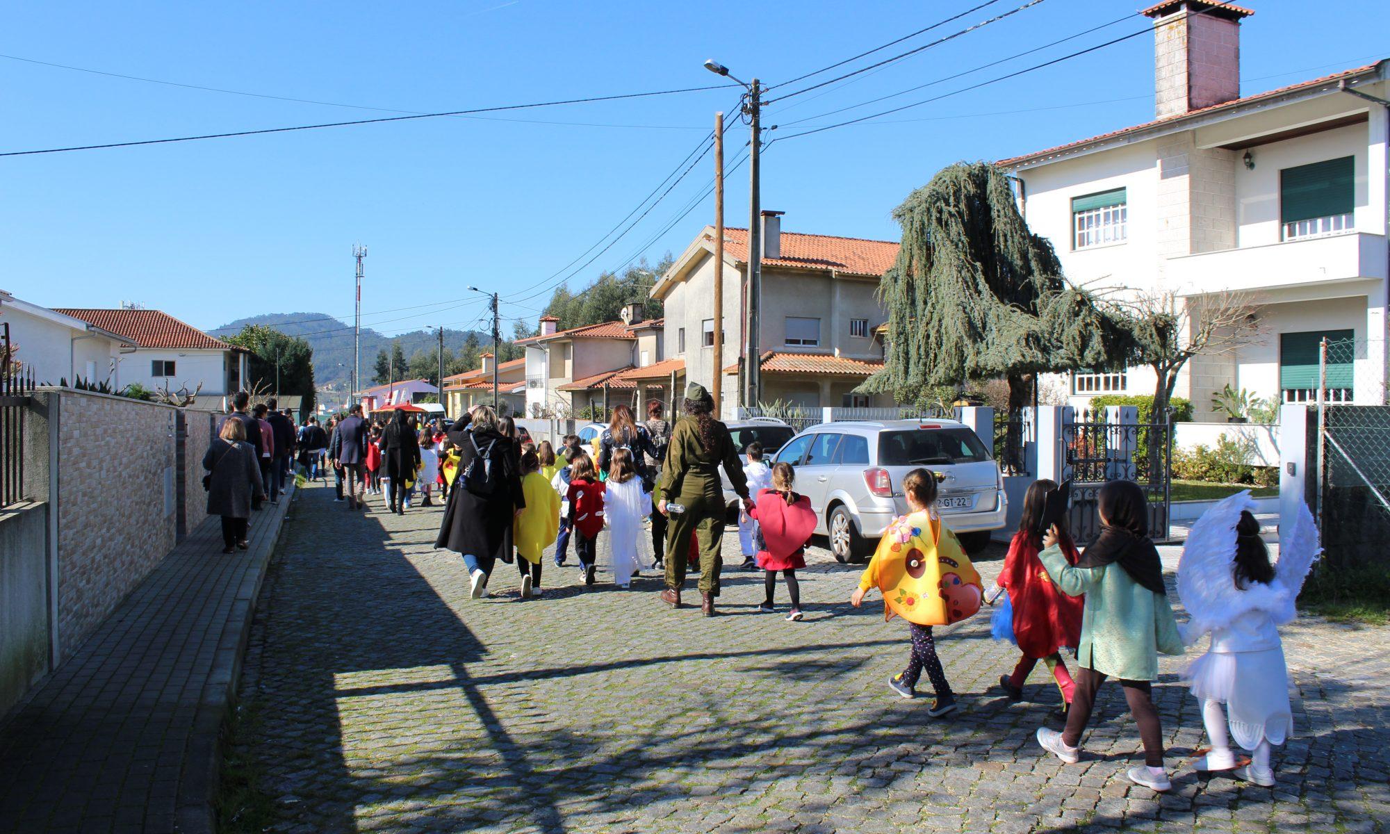 Edifacoop - Desfile de Carnaval