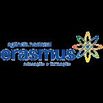 Logo Agência Nacional Erasmus - Edifacoop