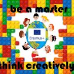 Logo Be a Master - Think Creatively - Edifacoop