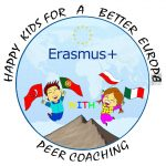 Logo Happy Kids for a Better Europe with Peer Coaching - Edifacoop