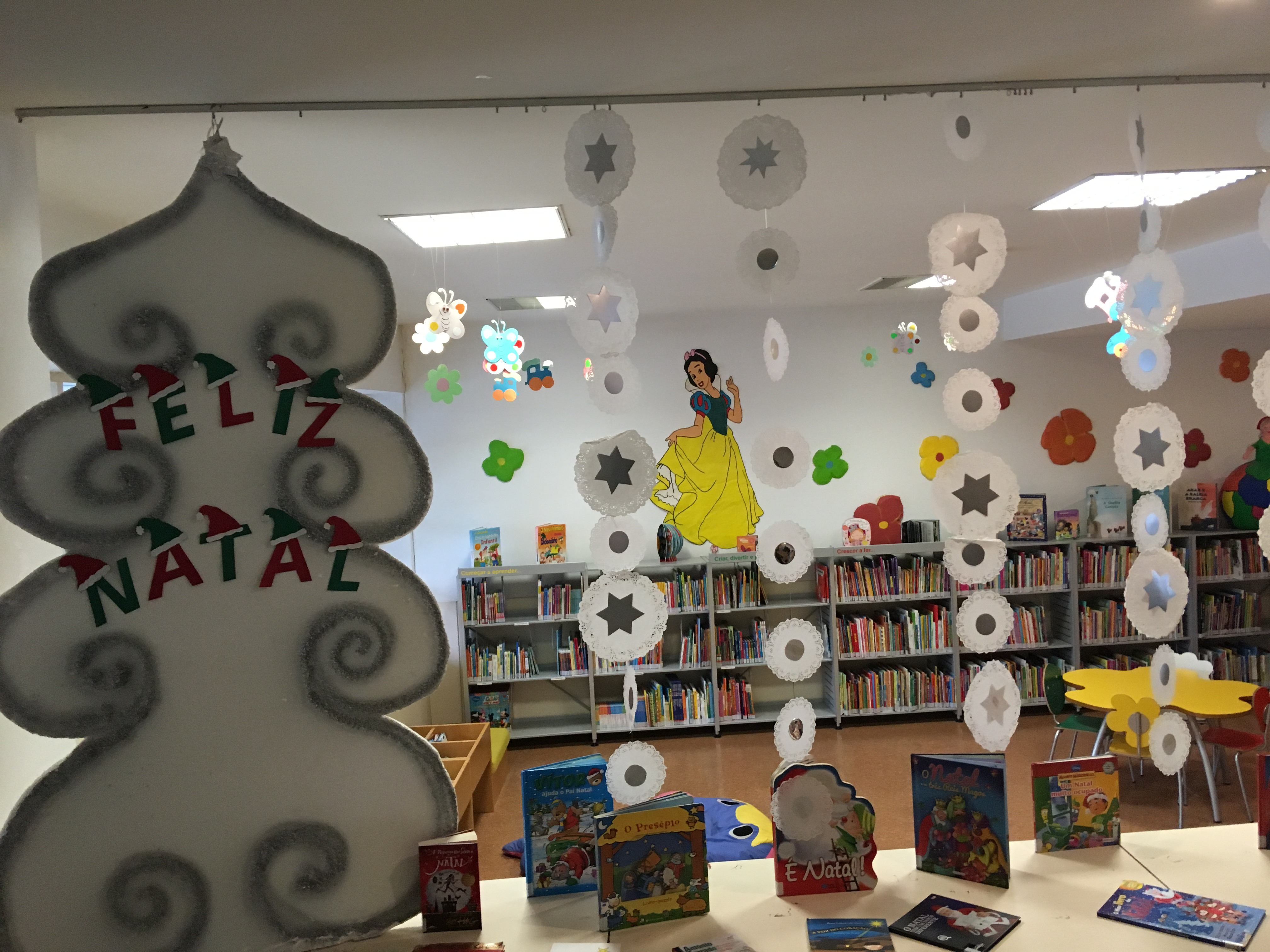 Visita à Biblioteca, Centro Histórico e Teatro - Edifacoop